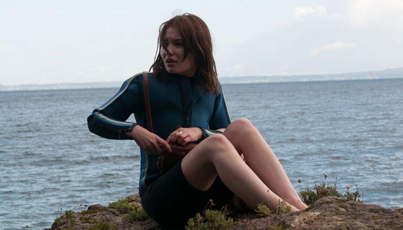 Magic Magic: Emily Browning in una scena in mezzo al mare