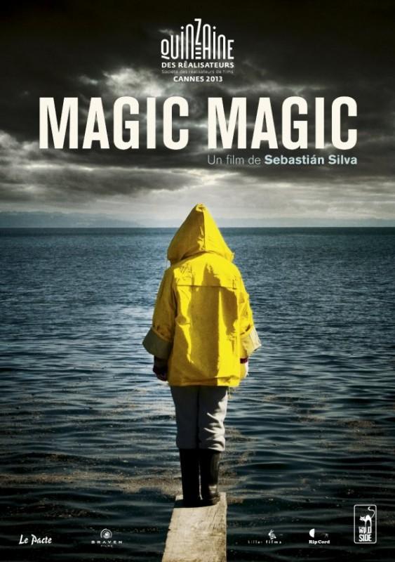 Magic Magic: il poster ufficiale del film