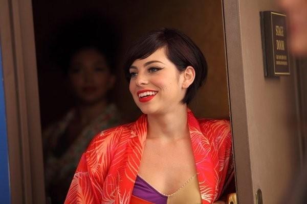 Smash: Krysta Rodriguez nell'episodio On Broadway