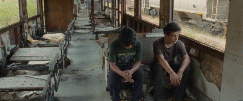 La jaula de oro: una scena tratta dal film