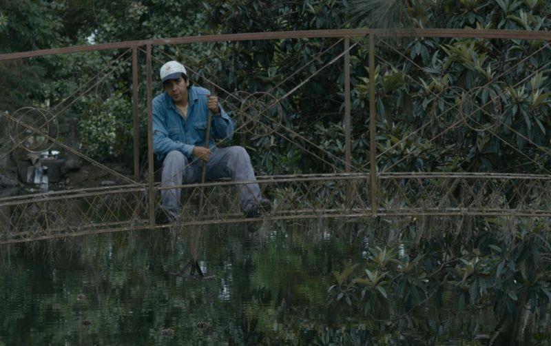 Los Dueños: Sergio Prina in una scena