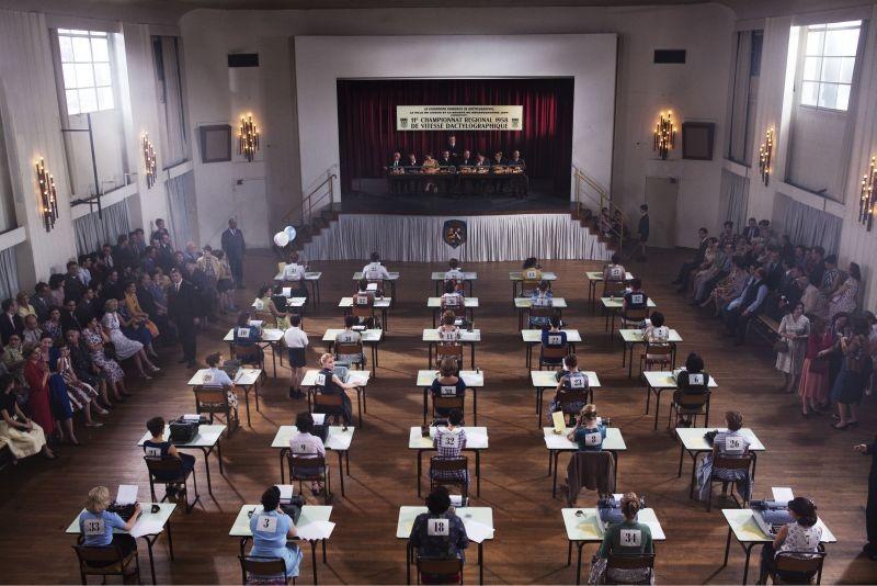 Populaire: una scena tratta dal film