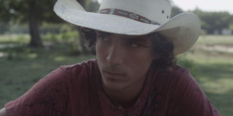Stop the Pounding Heart: Colby Trichell in una scena del film diretto da Roberto Minervini