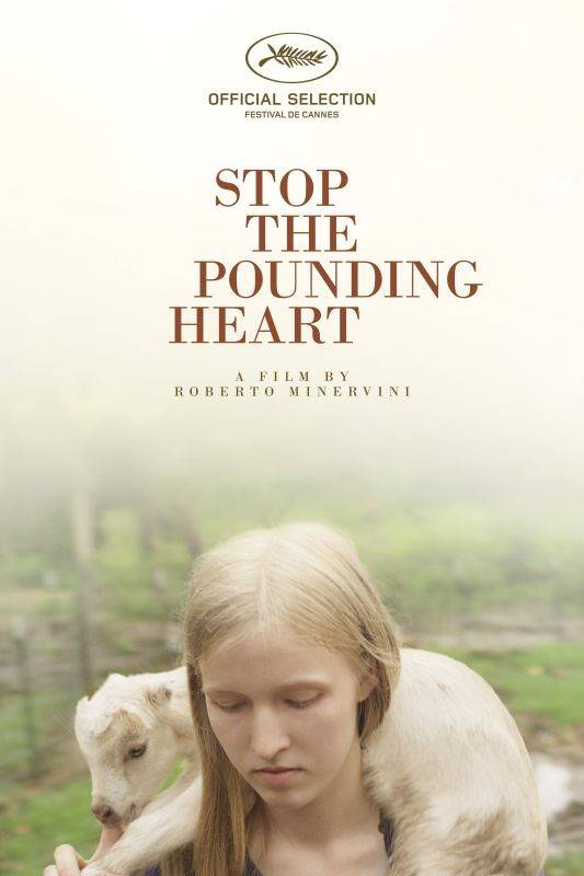 Stop the Pounding Heart: il poster del film