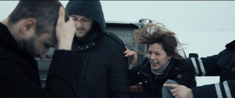The Major: Denis Shevod in una scena con Irina Nizina