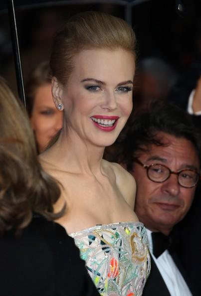 Nicole Kidman sul red carpet della serata inaugurale di Cannes 2013
