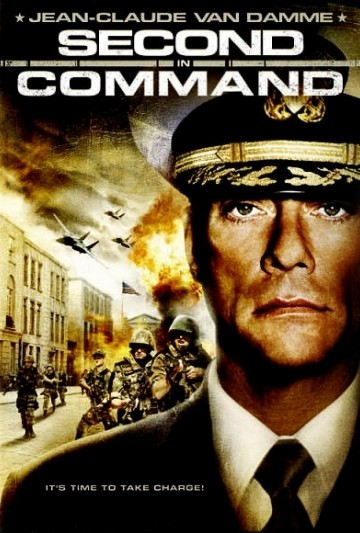 Second in Command: la locandina del film