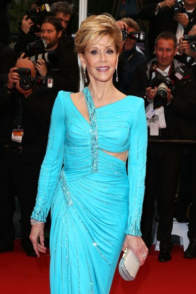 Cannes 2013: Jane Fonda sul red carpet