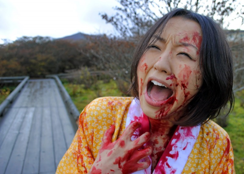 Dead Sushi: un urlo terrificante