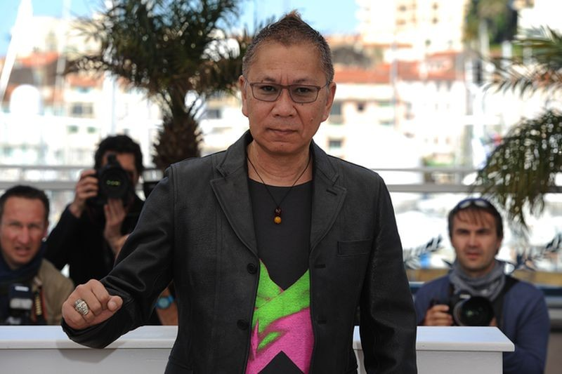 Shield of Straw: il regista Takashi Miike a Cannes 2013