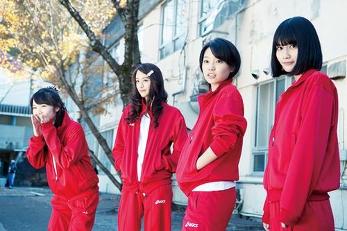 The Kirishima Thing: un gruppo di studentesse in azione