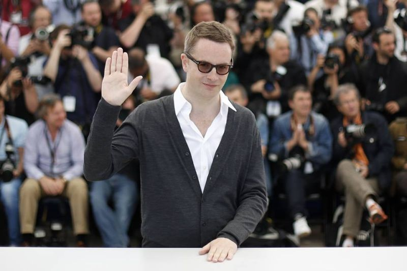 Only God Forgives: Nicolas Winding Refn durante il photocall di Cannes 2013