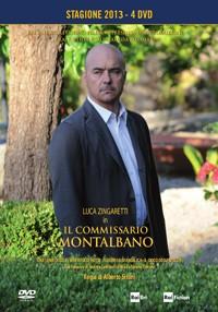 La copertina di Il Commissario Montalbano - Stagione 2013 (dvd)