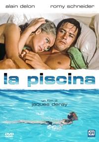 La copertina di La piscina (dvd)