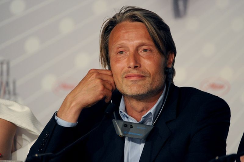 Michael Kohlhaas: Mads Mikkelsen in conferenza stampa a Cannes 2013