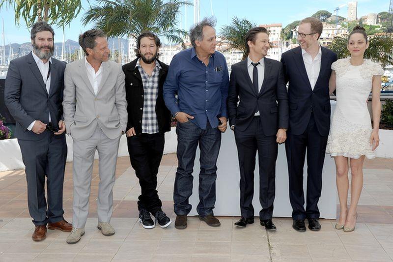 The Immigrant: il cast del film durante il photocall a Cannes 2013