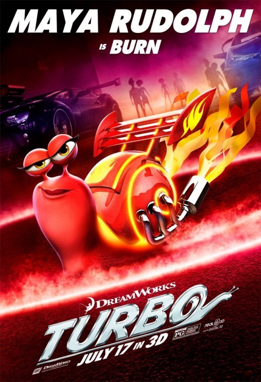 Turbo - Character Poster 3