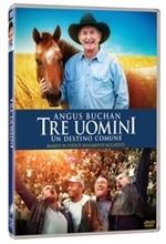 La copertina di Angus Buchan - Tre uomini un destino comune (dvd)