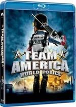 La copertina di Team America - World Police (blu-ray)