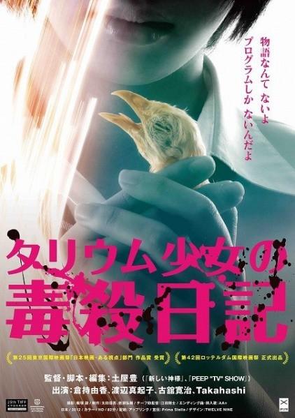 Tariumu shôjo no dokusatsu nikki: la locandina del film