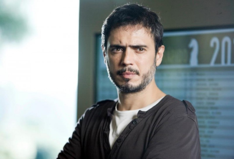 Fill de Caín: Julio Manrique in una immagine del film