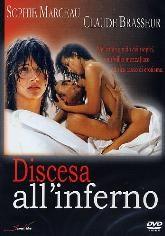 La copertina di Discesa all'inferno (dvd)