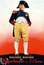 La copertina di Napoleone a Sant'Elena (dvd)