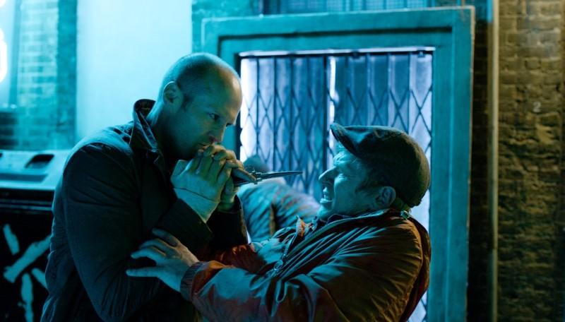 Redemption: Jason Statham in una concitata immagine