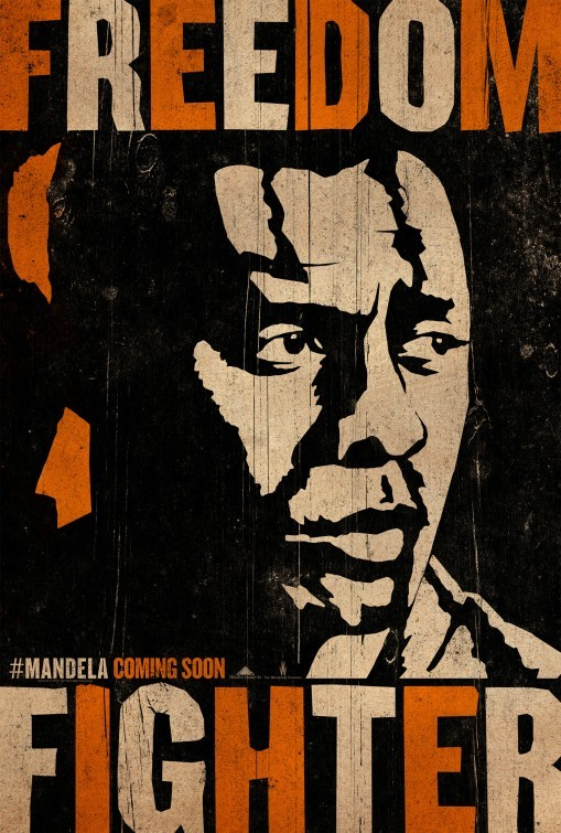 Mandela: Long Walk to Freedom, nuovo poster