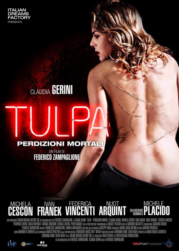 Tulpa: il poster italiano