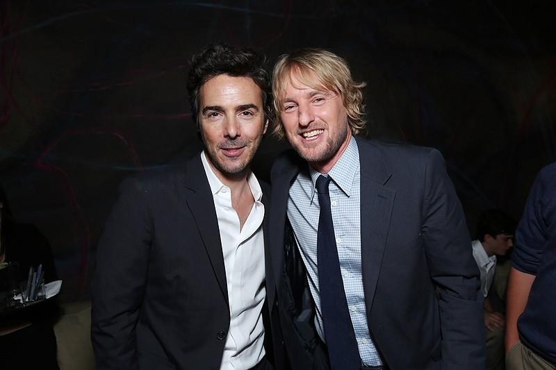 Gli stagisti: Owen Wilson e Shawn Levy sorridono durante la premiere del film a Los Angeles