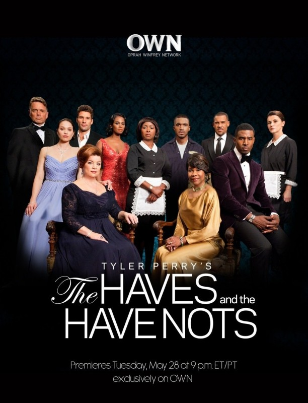 La locandina di The Haves and the Have Nots