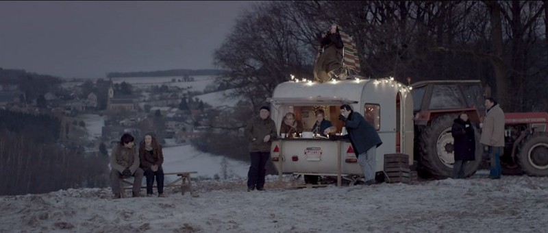 La quinta stagione: una scena del film