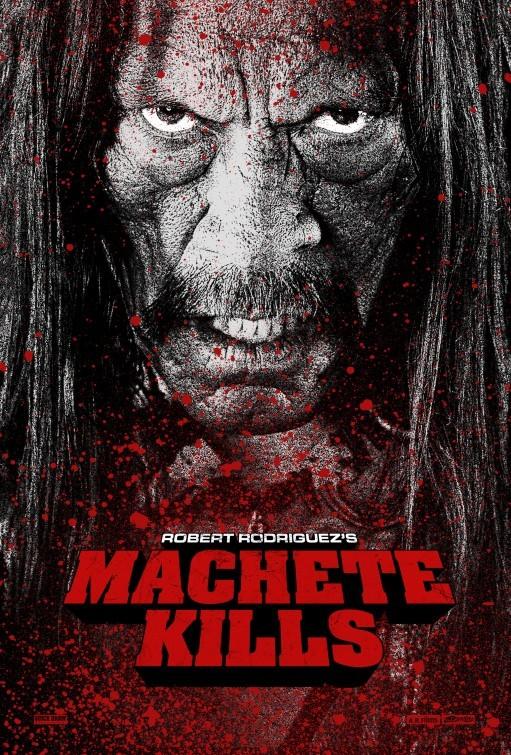 Machete Kills: character poster di Danny Trejo