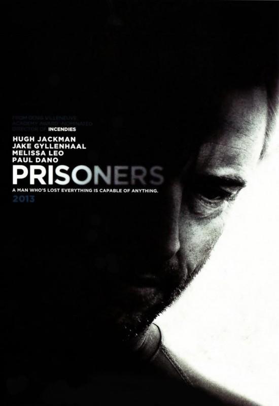 Prisoners: la locandina del film