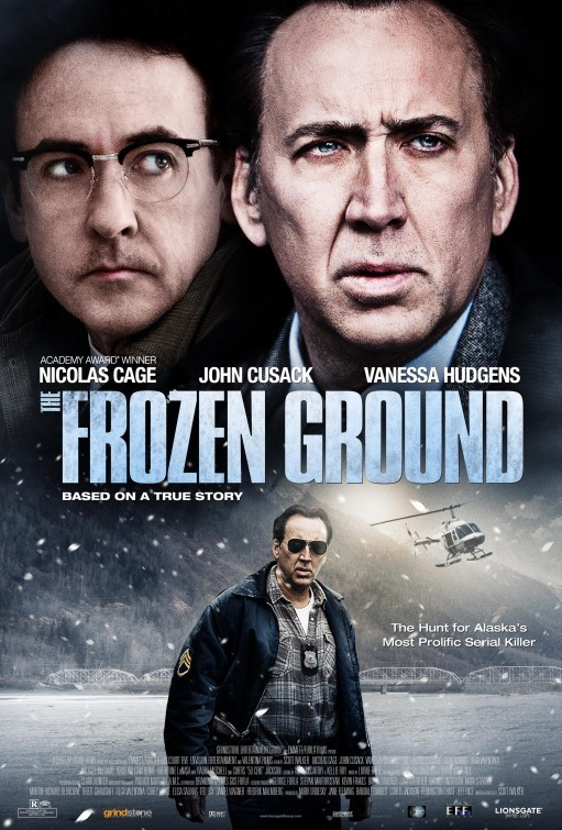 The Frozen Ground: nuovo poster