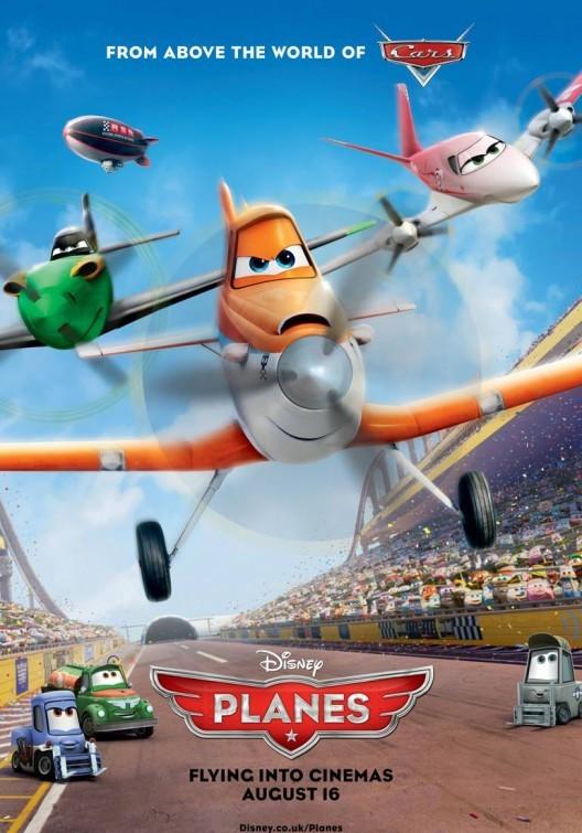 Planes: nuovo poster USA