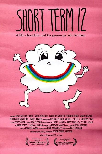 Short Term 12: la locandina del film