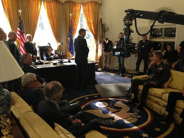 X-Men: Giorni di un futuro passato - Sul set alla Casa Bianca con Nixon e i suoi consiglieri