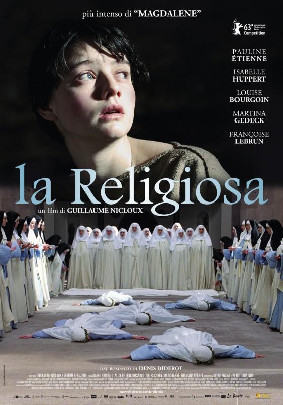 La religiosa: la locandina italiana