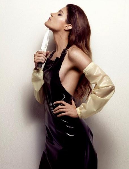 Dexter: Jennifer Carpenter in una foto promozionale della stagione 8