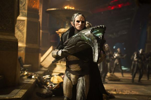 Thor: The Dark World, una minacciosa creatura in azione