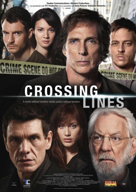 La locandina di Crossing Lines