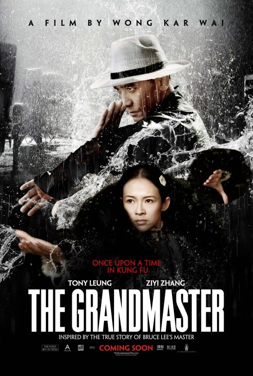 The Grandmasters: poster USA
