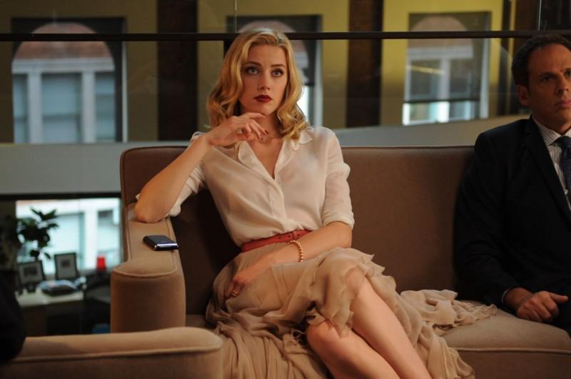 Amber Heard in una scena di Syrup, del 2013