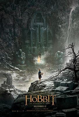 The Hobbit: la desolazione di Smaug: un'immagine teaser di presentazione del trailer