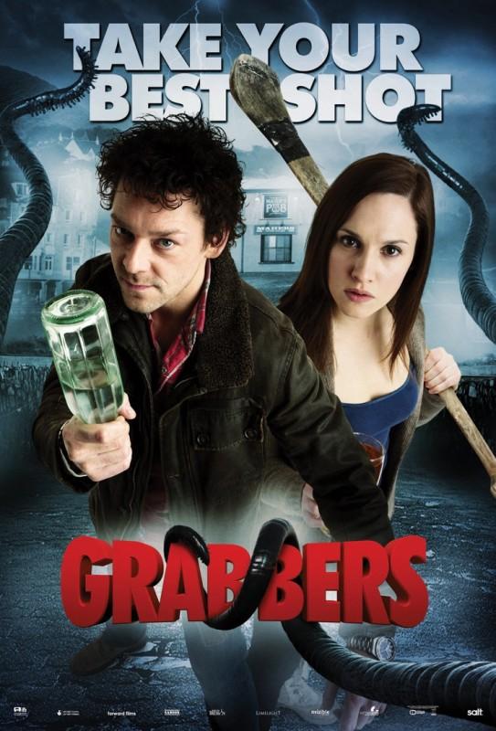 Grabbers: la locandina del film
