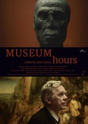 Museum Hours: la locandina del film