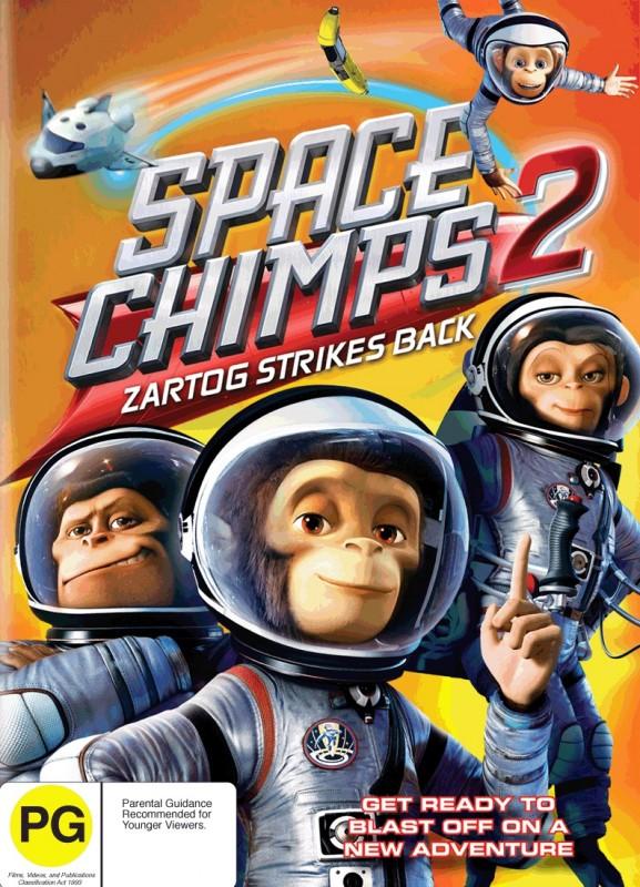 Space Chimps 2: Zartog colpisce ancora
