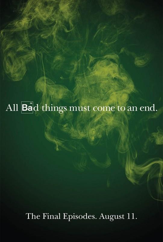 Breaking Bad: un poster per la seconda metà della stagione  5, in onda in USA dall'11 Agosto 2013